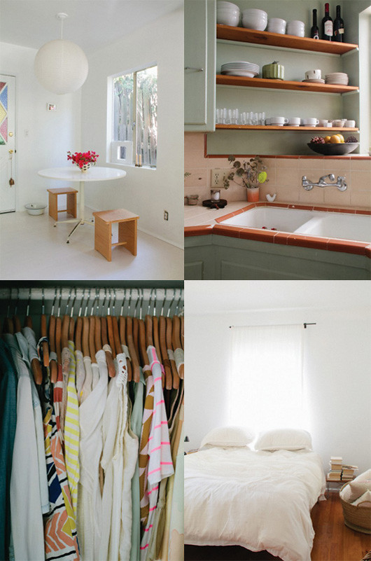 Claire Cottrell's Serene Home | decor8
