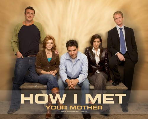 How I Met Your Mother: Comedia Televisiva de CBS