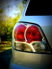 rear tail light 2