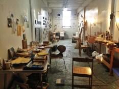 Parker Street Studio of Klee Larsen
