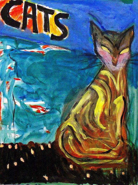 Cats, by Andy Kane