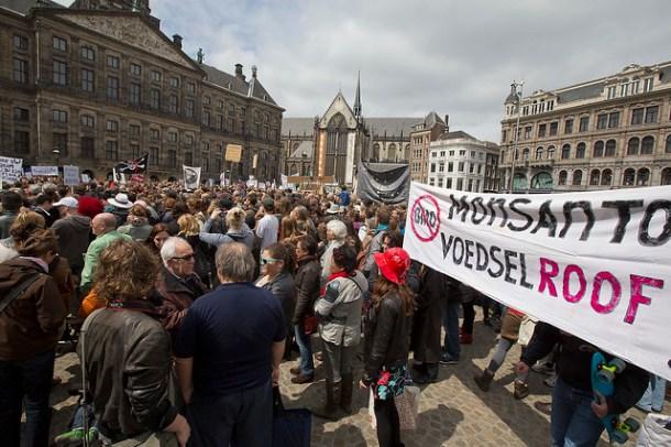 25 mei 2013 Dam Amsterdam