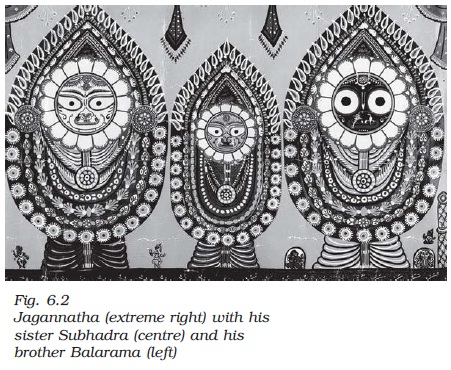 NCERT Class XII History Part 2: Theme 6   Bhakti –Sufi Traditions Image by AglaSem