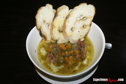Wambas Corned Beef and Cabbage Soup