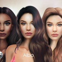 Alba-Skins for Catwa Heads