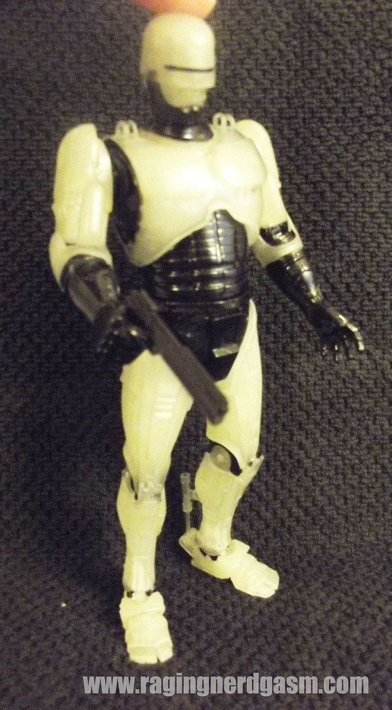 Glow in the Dark Robocop (Glowbocop) from NECA