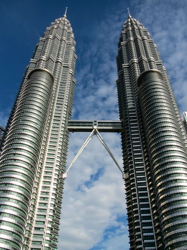 Petronas Towers Up Close