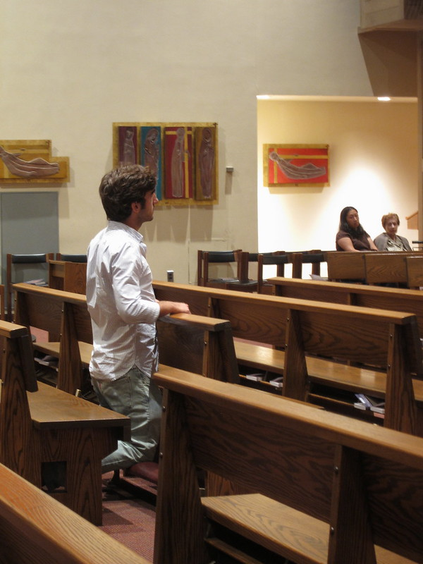 Catholic boy