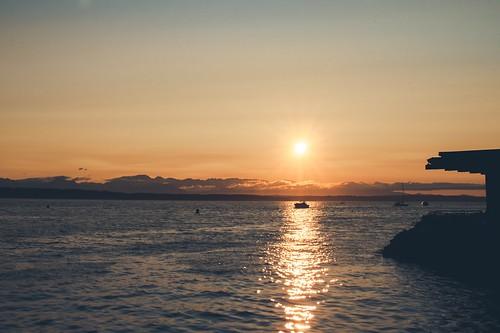Ray's beautiful sunset