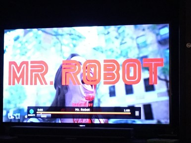 Oh Mr Robot, Way to Ret-Con the whole second season in the last 5 min!