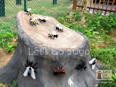 Lego Insects