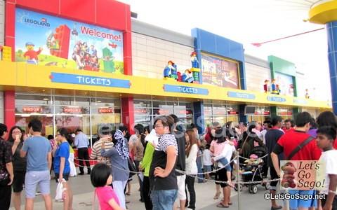 Legoland Malaysia Ticket Fees
