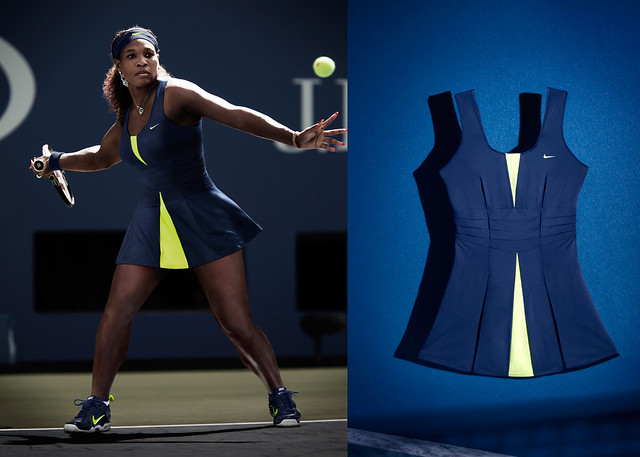 Serena Williams US Open dress -night