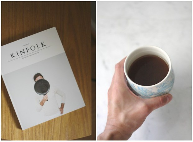 Kinfolk and Tea | FoodLovesWriting.com