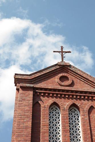 Douzaki Church 堂崎教会
