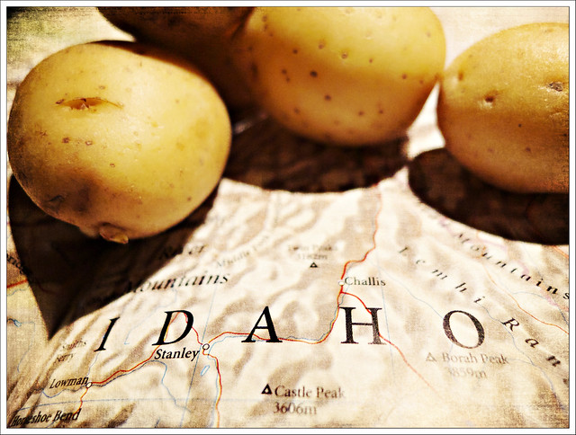 (271/366) Idaho? I Don't know!