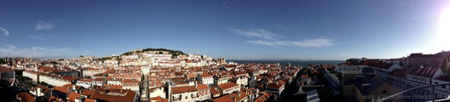 iPhone 5 Panorama: Lisbon, Portugal