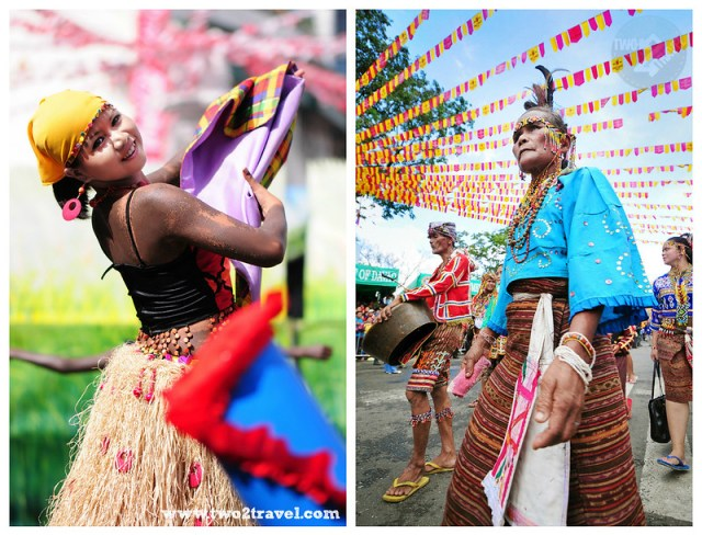 Dinagyang Festival, Iloilo; Kadayawan Festival, Davao City Philippines | Two2Travel