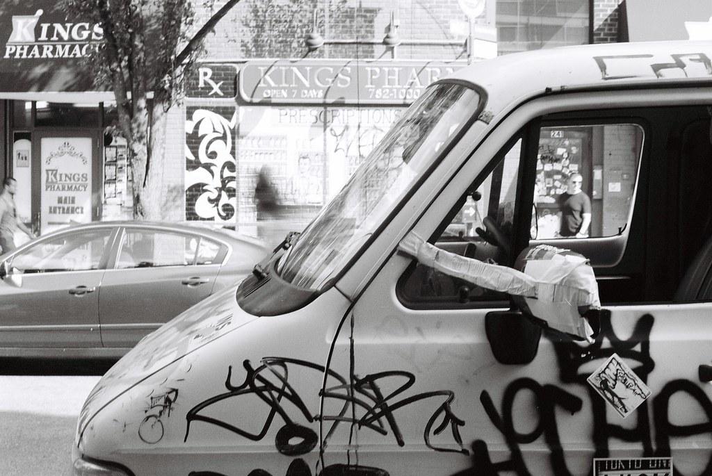 Tuukka13 - 35mm Film - 08/2012 - New York & Brooklyn, USA - Canon AE-1 & Kodak BW400CN