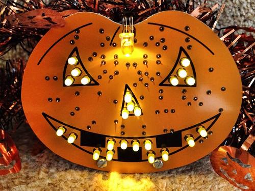 Techno-Halloween is on the way !