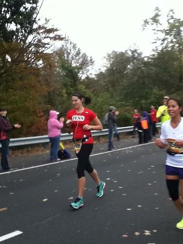 mile 25.5ish