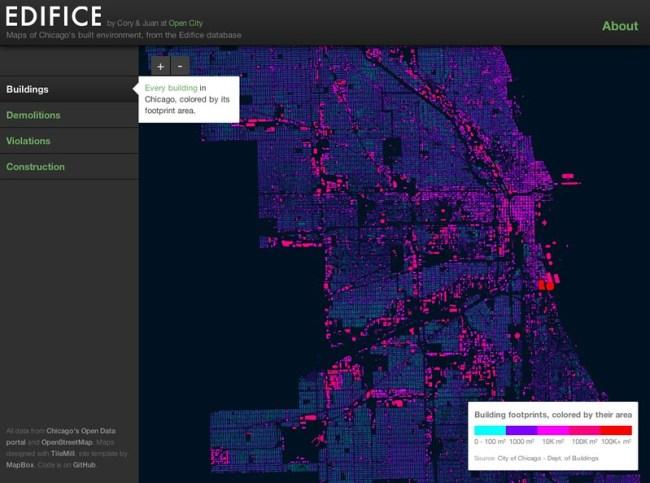 Edifice Maps