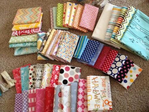 Shop hop fabrics
