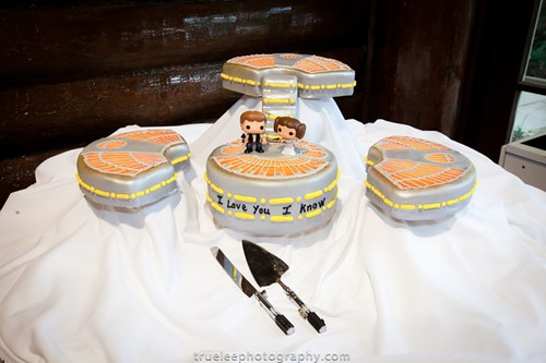 M&K's Star Wars Wedding
