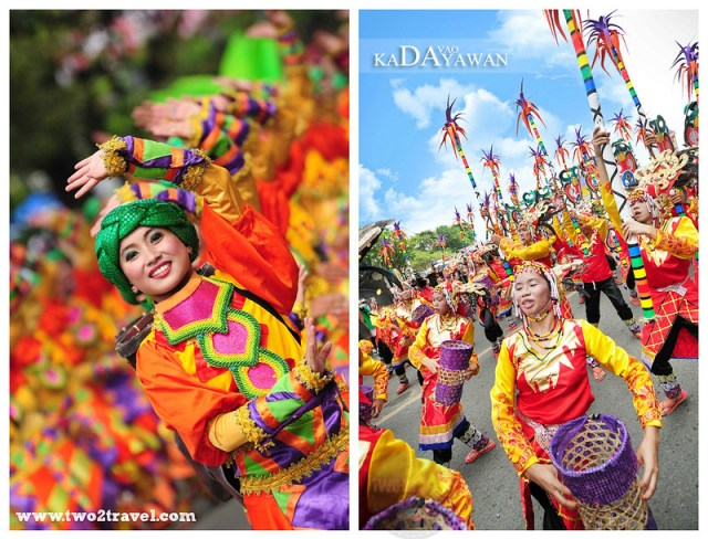 Sinulog Festival Cebu, Kadayawan Festival Davao Philippines | Two2Travel