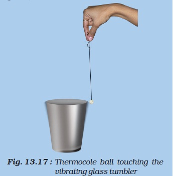 NCERT Class VIII Science Chapter 13 Sound Image by AglaSem