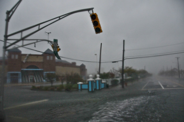 NJ National Guard operations during Hurricane Sandy [Image 2 of 8]