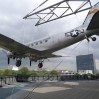 Deutsches Technikmuseum Berlin: Ausstellungsbereich Luft- und Raumfahrt