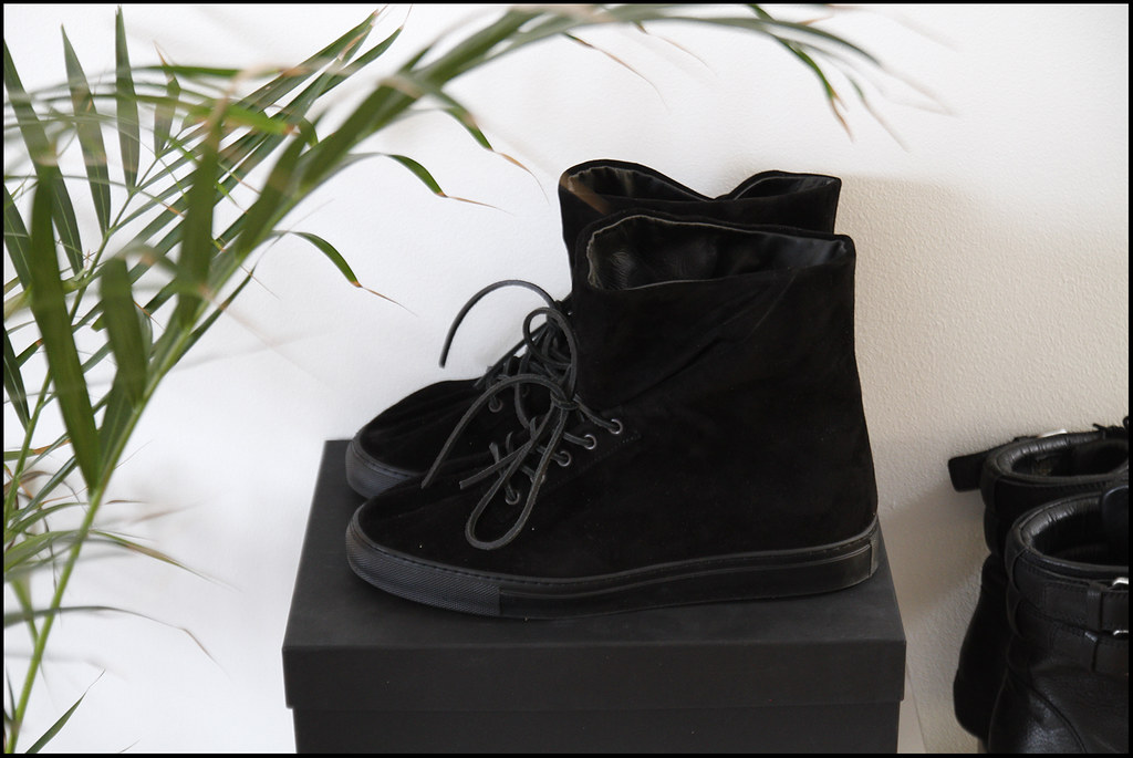 Tuukka13 - Damir Doma Faso Sneakers and SILENT By Damir Doma SKATE Sneakers - 6