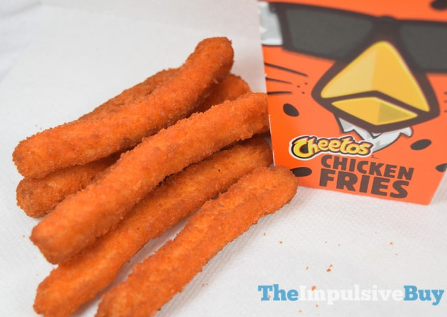 Burger King Cheetos Chicken Fries 2
