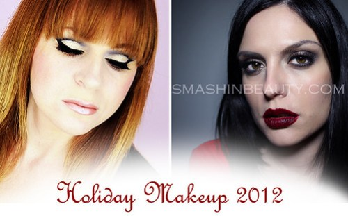 Holiday Makeup Tutorial 2012