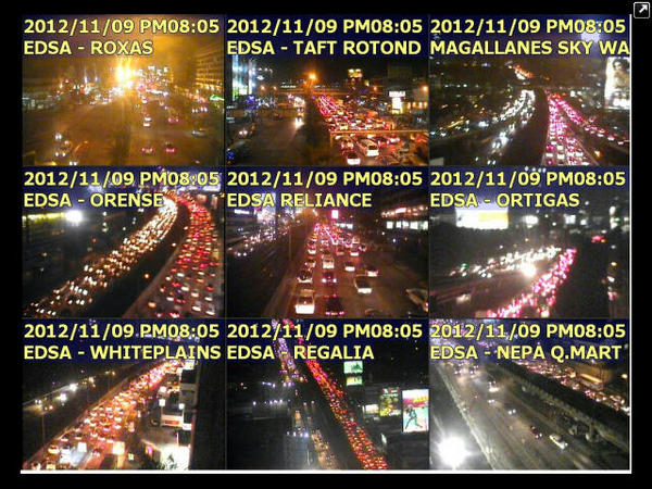 Monumental traffic
