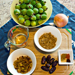 Spiced Pineapple Guava (Feijoa) Chutney