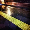 LEGO under the rain
