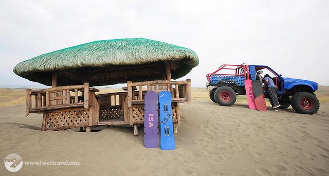 TWO2TRAVEL   Ilocos   Sandbarding