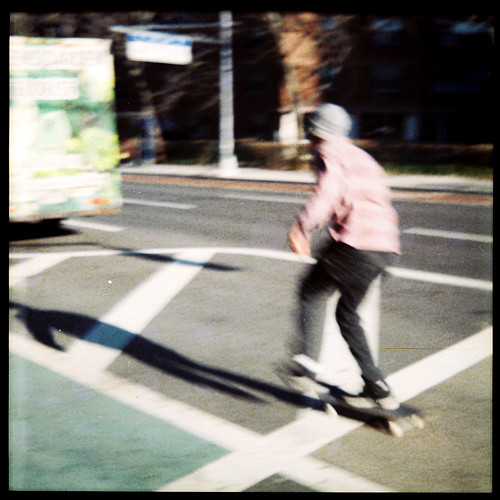 Skater (Lomo)