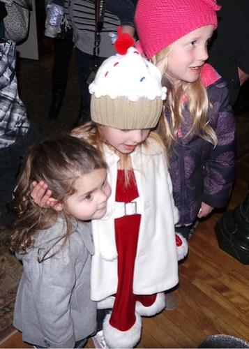 Annie, Meghan, Reilly