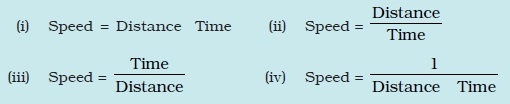 NCERT Class VII Science Chapter 13 Motion and time