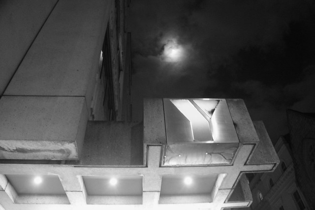 Lancaster Hall Hotel London at Night