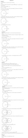 NCERT Solutions for Class 6th Maths: Chapter 14 – Practical Geometry