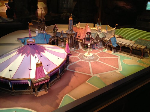 Fantasy Faire & Mickey's Magical Map at Blue Sky Cellar