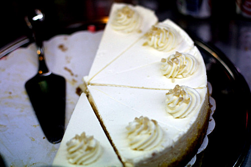 vegan cheesecake