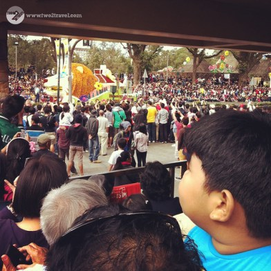TWO2TRAVEL | Panagbenga 2013