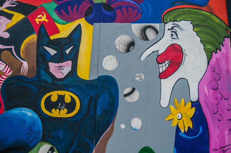 East Side Gallery Berlin Wall-25