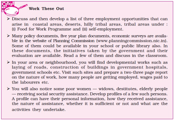 NCERT Class XI Economics: Chapter 4 – Poverty