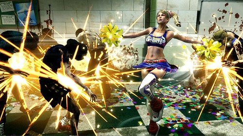 Lollipop Chainsaw: Una Porrista enfrenta a los Zombies